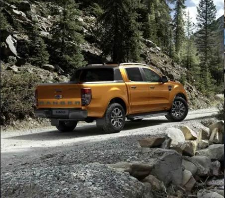 New Ford Ranger coming soon