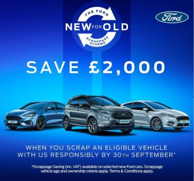 The Scrappage Scheme is back