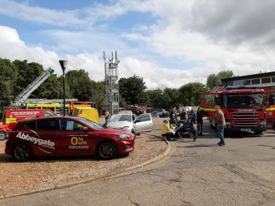Wymondham Fire Service Open Day 7.9.19