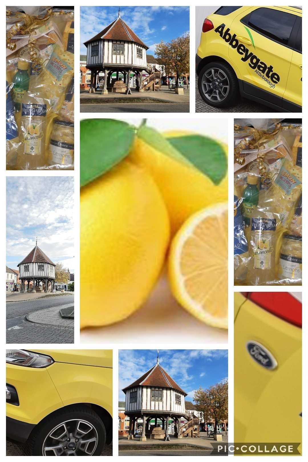 Wymondham Lemon Day - 2nd November 2019