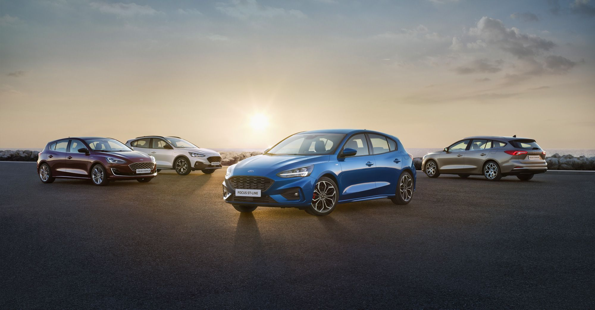 All-New Global Ford Focus is The Most Innovative, Spacious, Connected and Fun-to-Drive Focus Ever