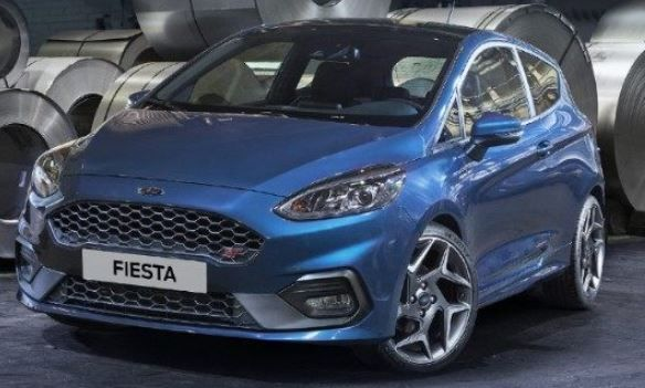 The wait is almost over .. The All New FORD FIESTA ST