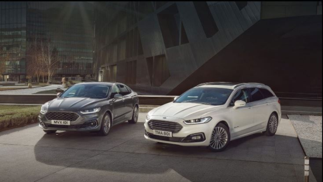 New Mondeo Hybrid Estate coming soon