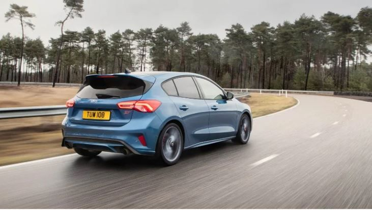 All-New Ford Fiesta Focus ST coming June 2019