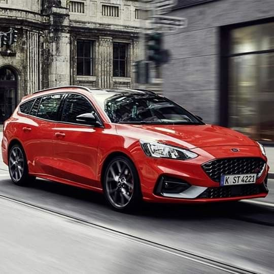 All-New Focus ST Estate is set for a Summer Release