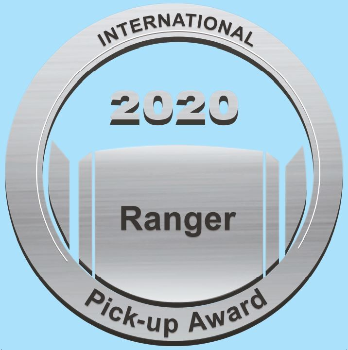 Ford Ranger takes the International Pick-up Award 2020