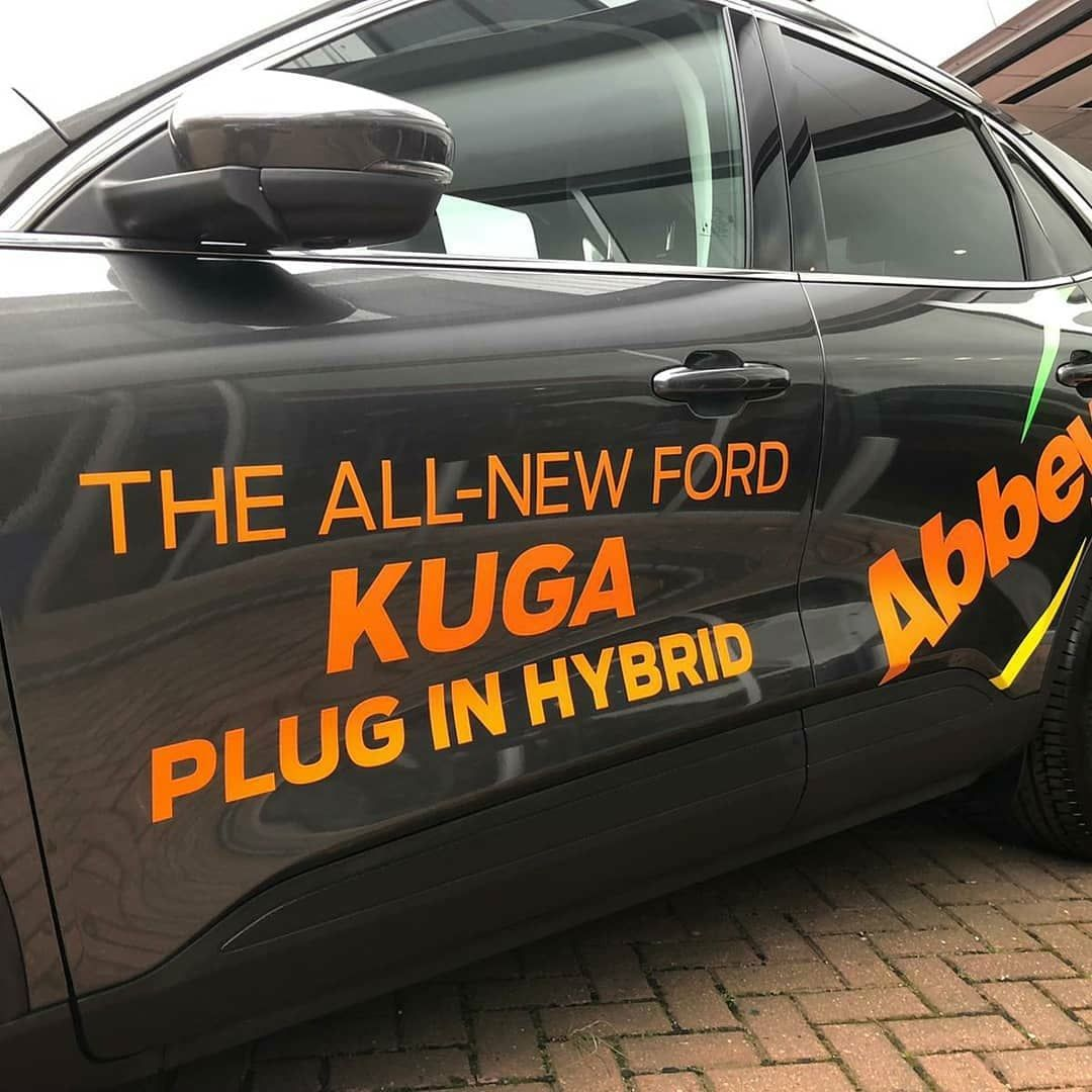 All-New Ford Kuga PHEV Launch Event