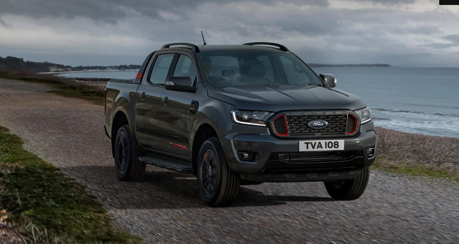 New Ford Ranger Thunder