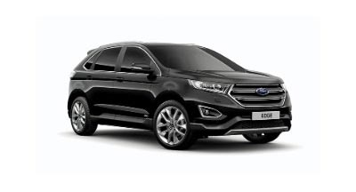 Ford Edge - Available In Shadow Black