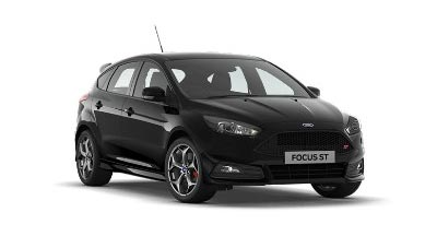Ford Focus St - Available In Shadow Black