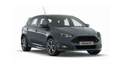 Ford Focus St - Available In Stealth